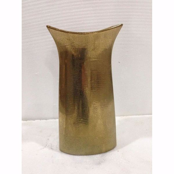 Picture of Gold Modern Vase