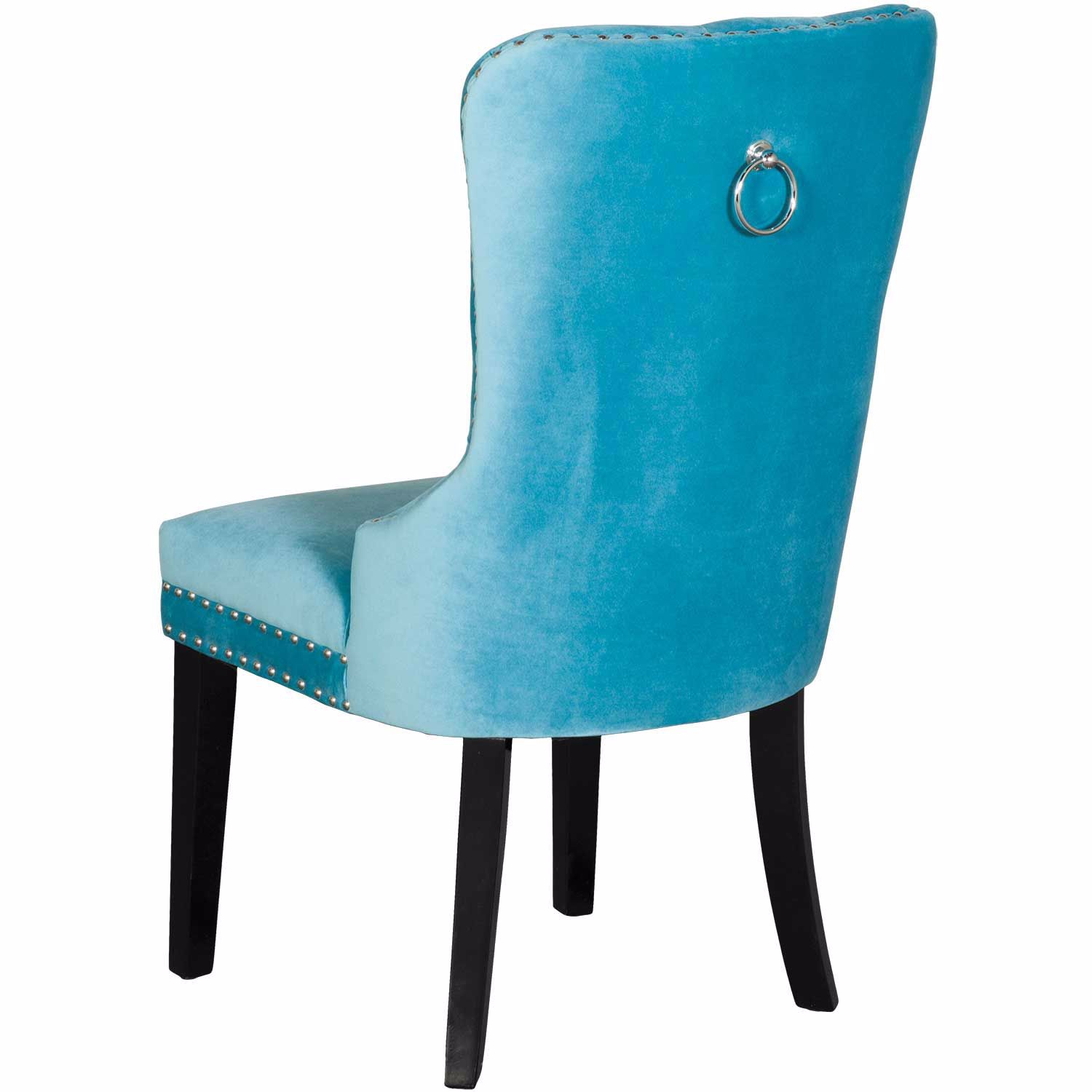 Picture of Amelia Teal Accent Chair