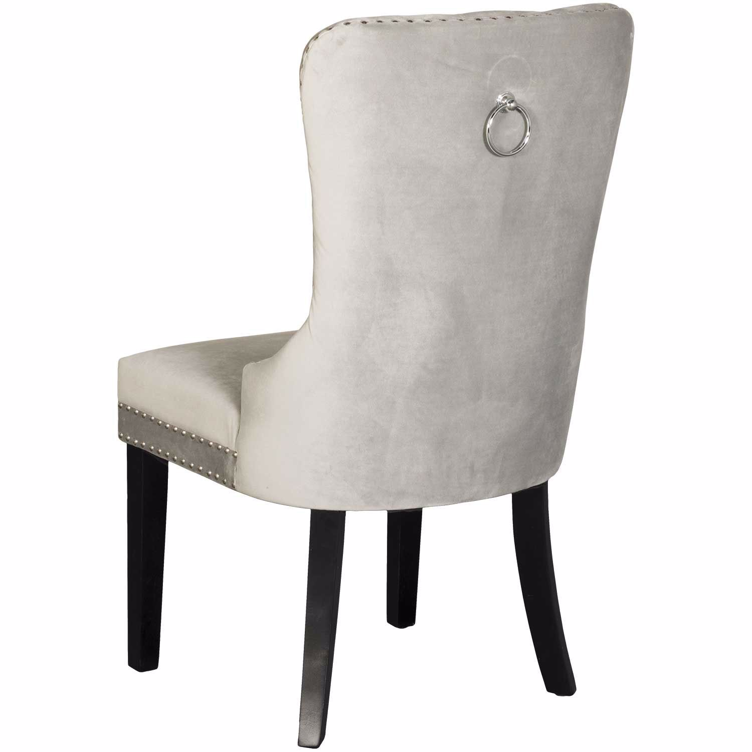 Picture of Amelia Grey Accent Chair