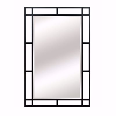 Picture of Open Bronze Wall Mirror