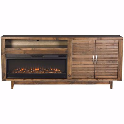 Picture of Avondale 84 Inch Fireplace Console