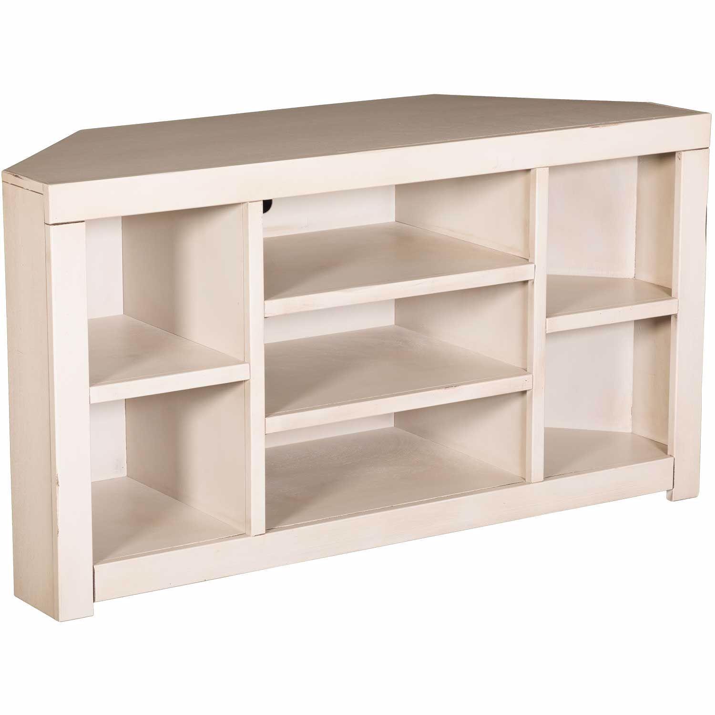 Sausalito Corner Console White Uf1202 Hwt Legends Furniture Usa