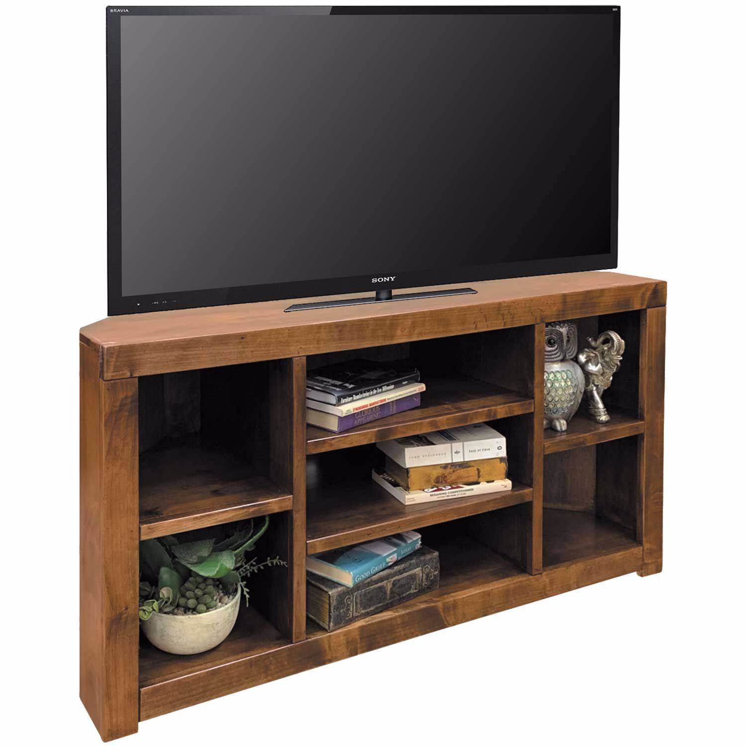 Picture of Sausalito Corner Console, Whiskey