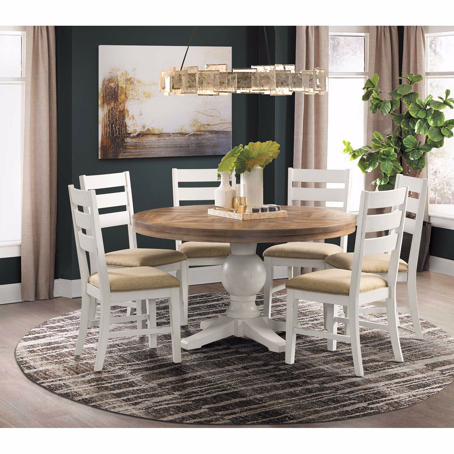 Picture of Park Creek Round Dining Table