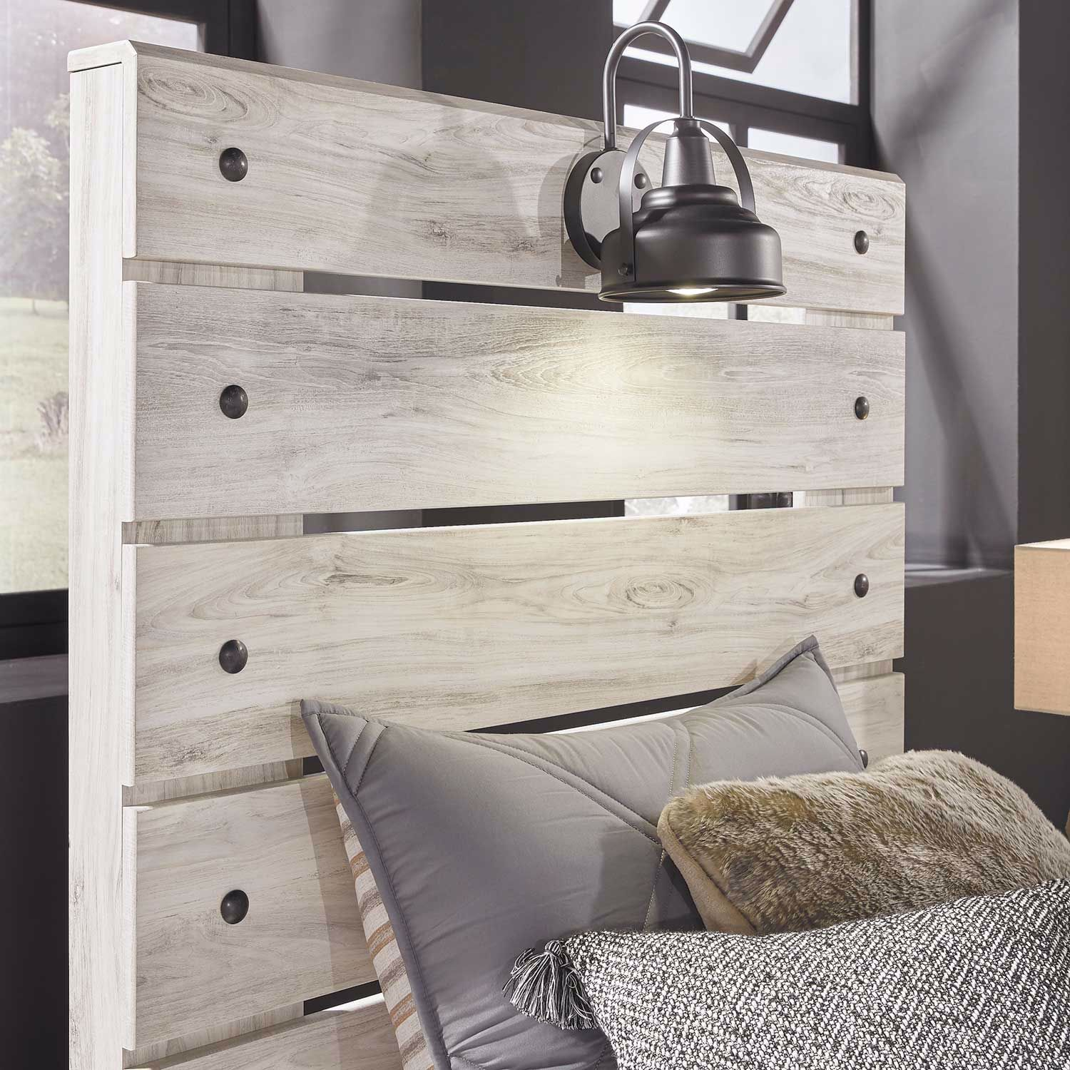 Picture of Cambeck Full Panel Headboard