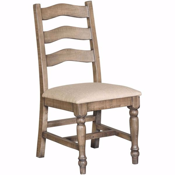 Picture of Palace Dining Chair, Gray