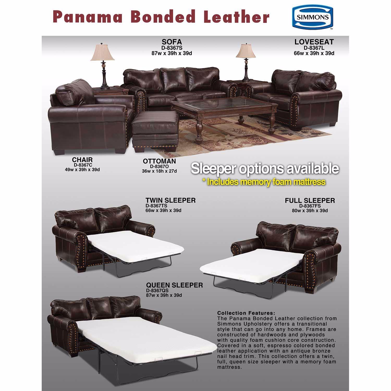 Groovy Espresso Bonded Leather Sofa Frankydiablos Diy Chair Ideas Frankydiabloscom