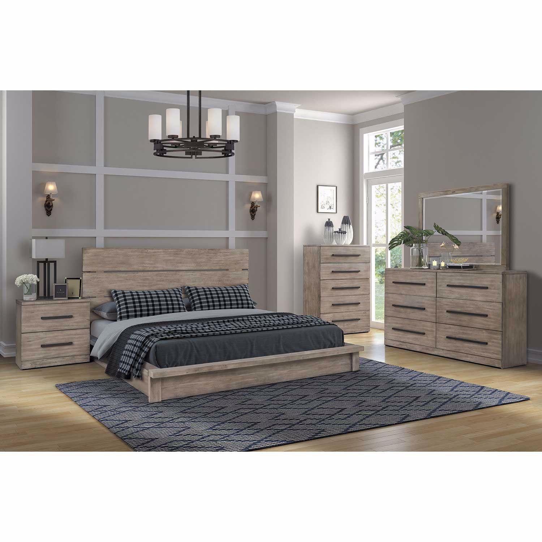 Picture of Scottsdale 5 Piece Bedroom Set