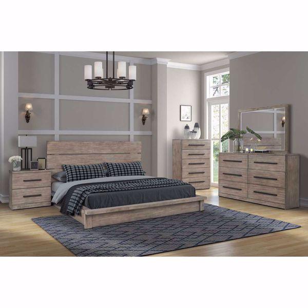Scottsdale 5 Piece Bedroom Set