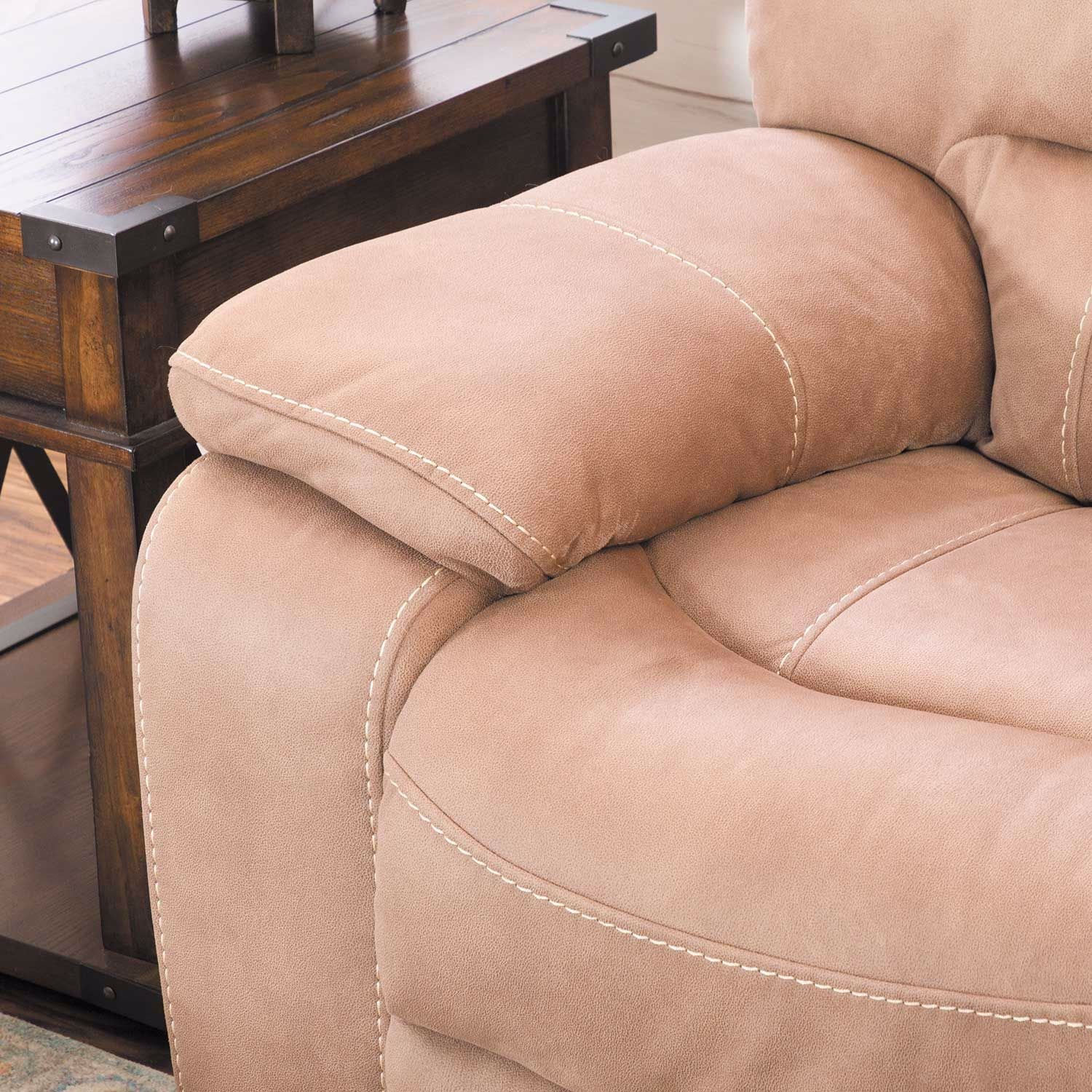 Picture of Saddle Power Recliner