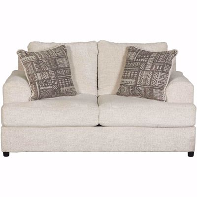 Picture of Soletren Stone Loveseat