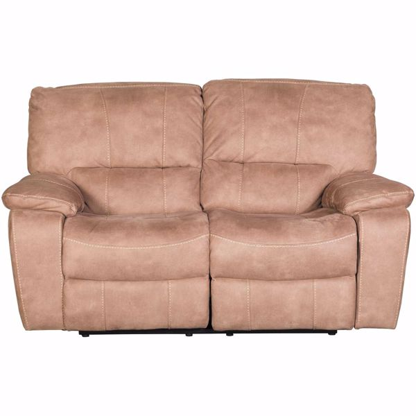 Picture of Saddle Power Reclining Loveseat