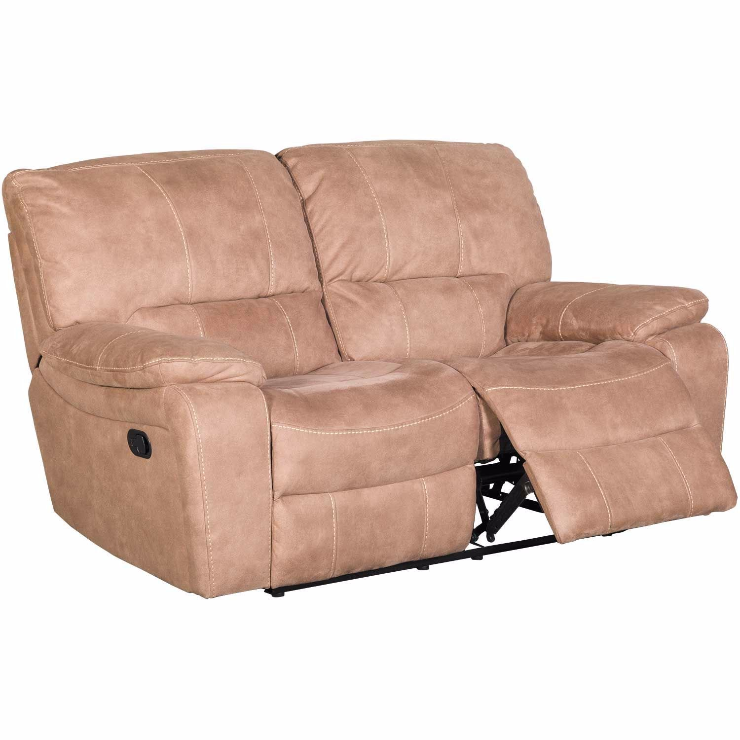 Picture of Saddle Reclining Loveseat