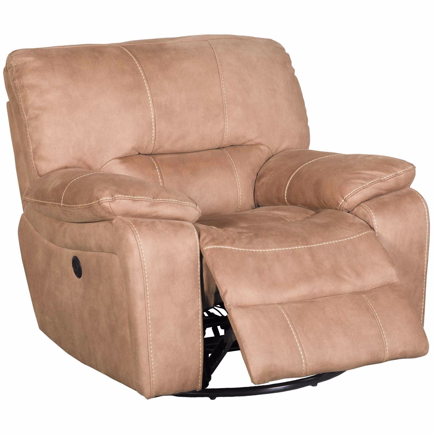 Picture of Saddle Swivel Glider Recliner
