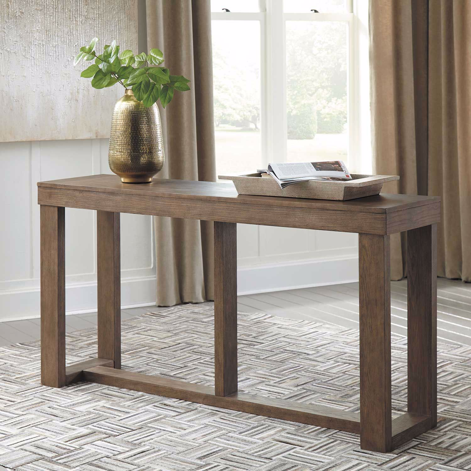Picture of Cariton Sofa Table