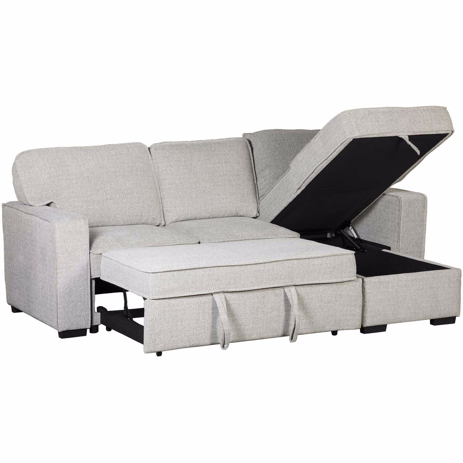 Kent Reversible Sofa Chaise With
