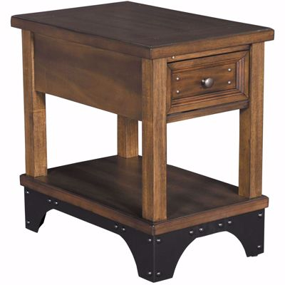 Picture of Whiskey River Chairside Table