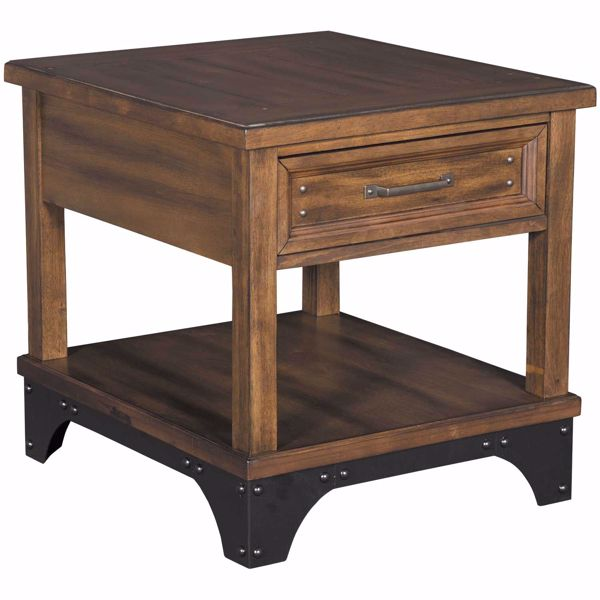 Picture of Whiskey River End Table