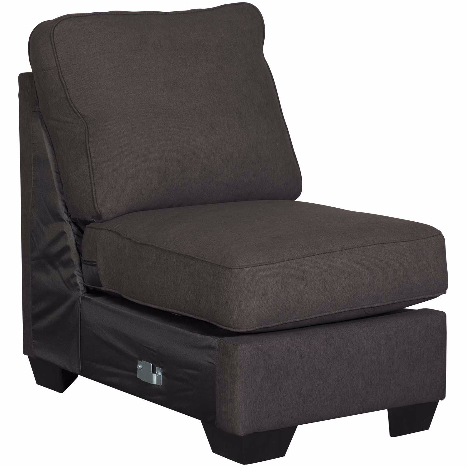 Picture of Charcoal Armless Chair