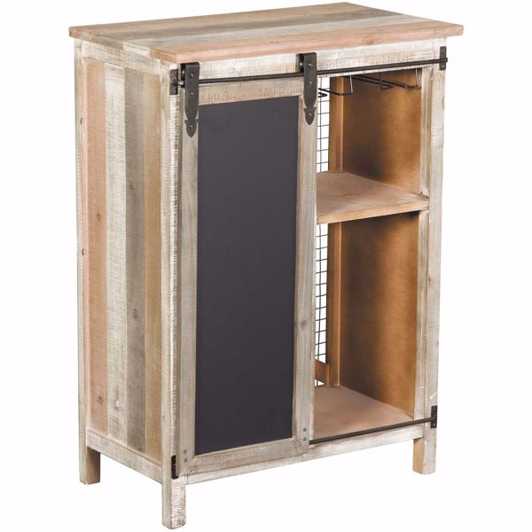 Picture of Sawyer Multi-Color Wine Cabinet