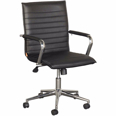 Picture of Black Modern Office Chair
