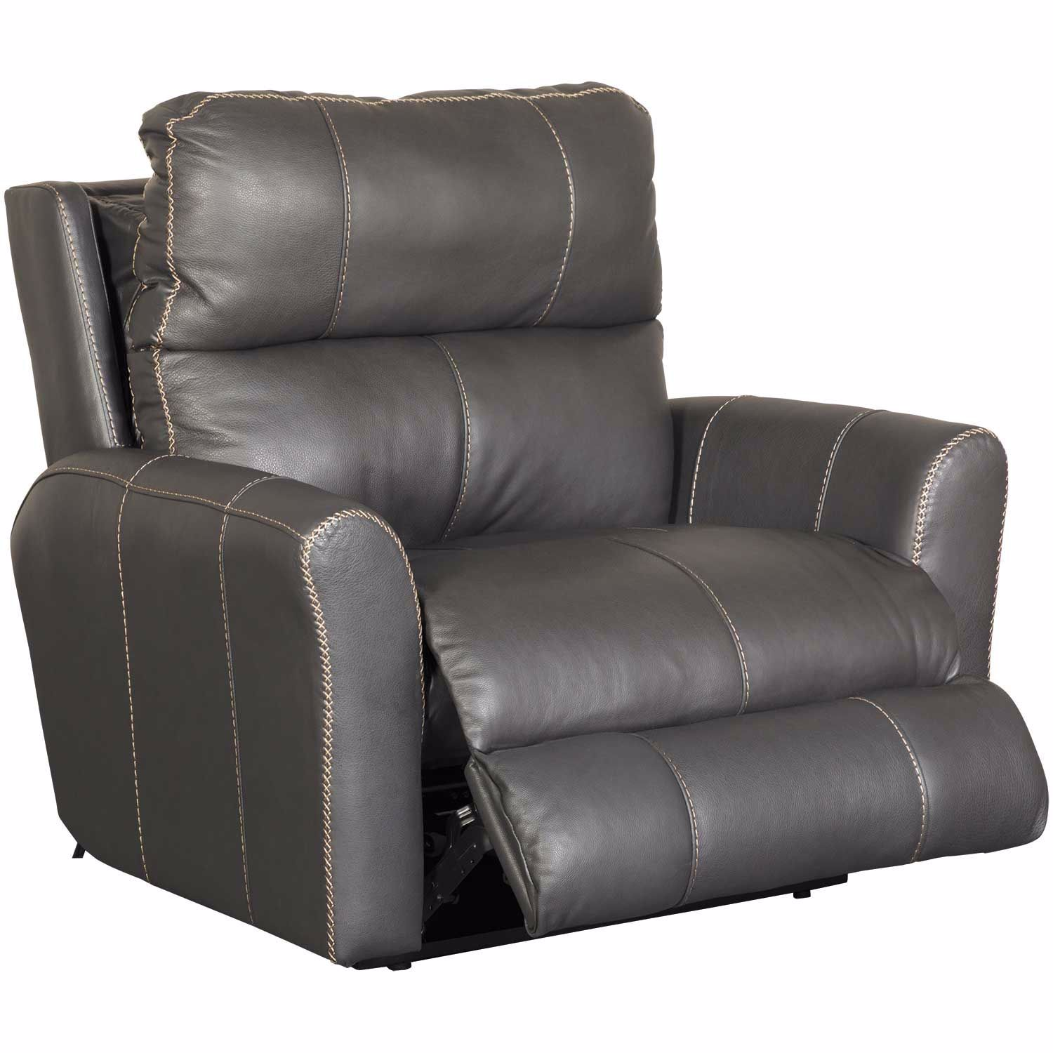 Picture of Italian Leather Power Recliner