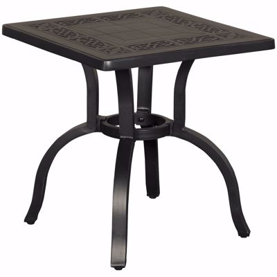 """Picture of Ashville 20"""" Square Patio End Table"""