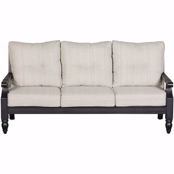 Picture of Ashville Patio Sofa with cushion