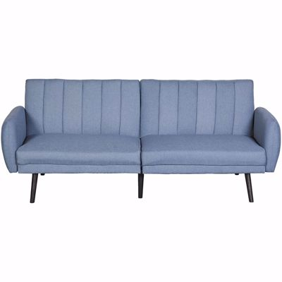 Picture of Blue Futon