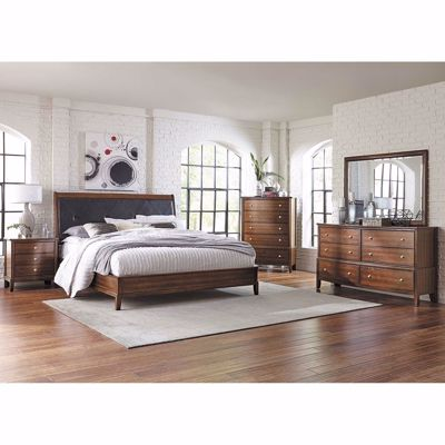 Picture of Krakow 5 Piece Bedroom Set