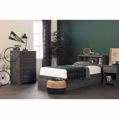 Picture of Complete Zach Gray Bedroom