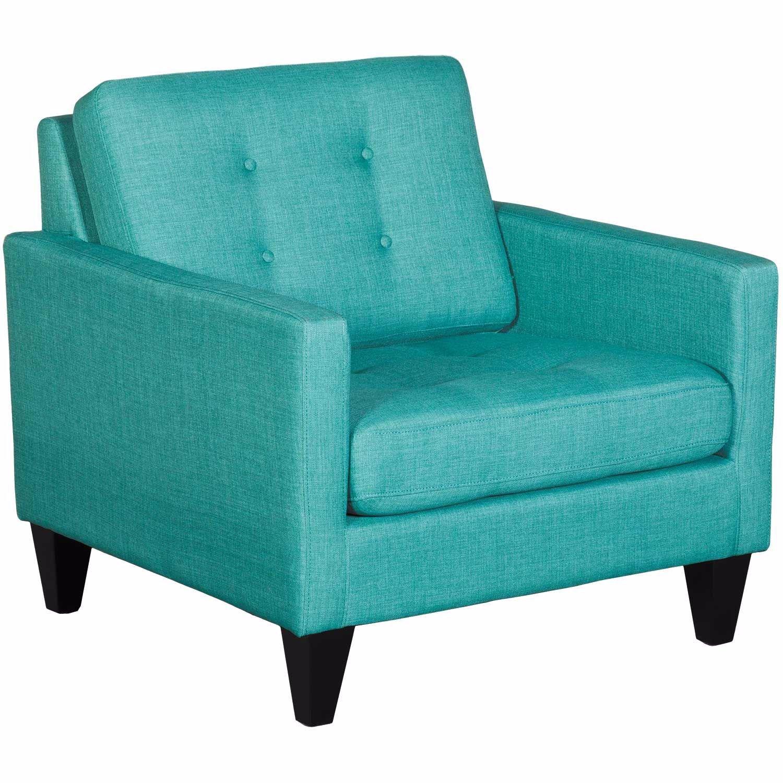 Sensational Petrie Teal Tufted Accent Chair Lamtechconsult Wood Chair Design Ideas Lamtechconsultcom