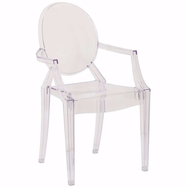 Picture of Lou Ghost Chair