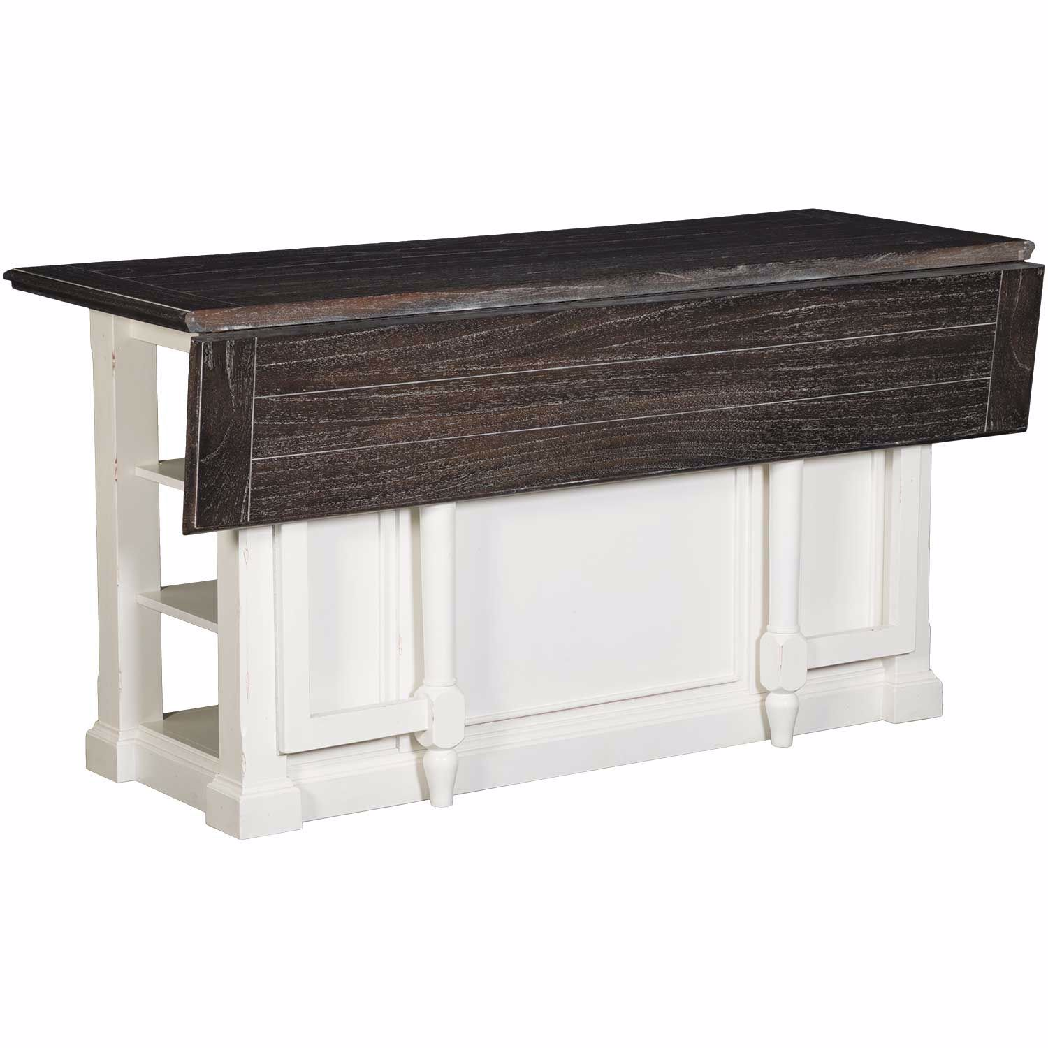 Picture of French Country Kitchen Island