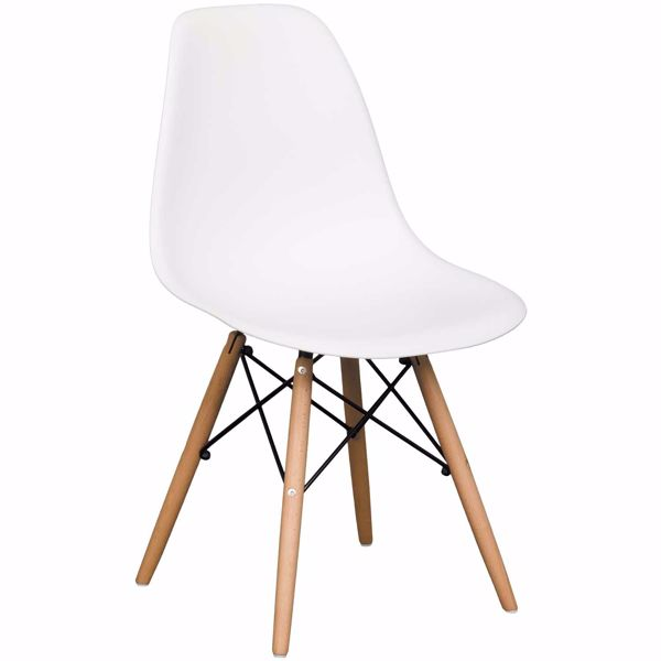 Picture of Eiffel White Chair