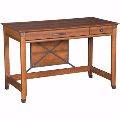 Picture of Carson Forge Writing Desk Washington Cherry