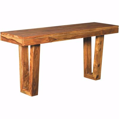 Picture of Prana Cinnamon Console Table
