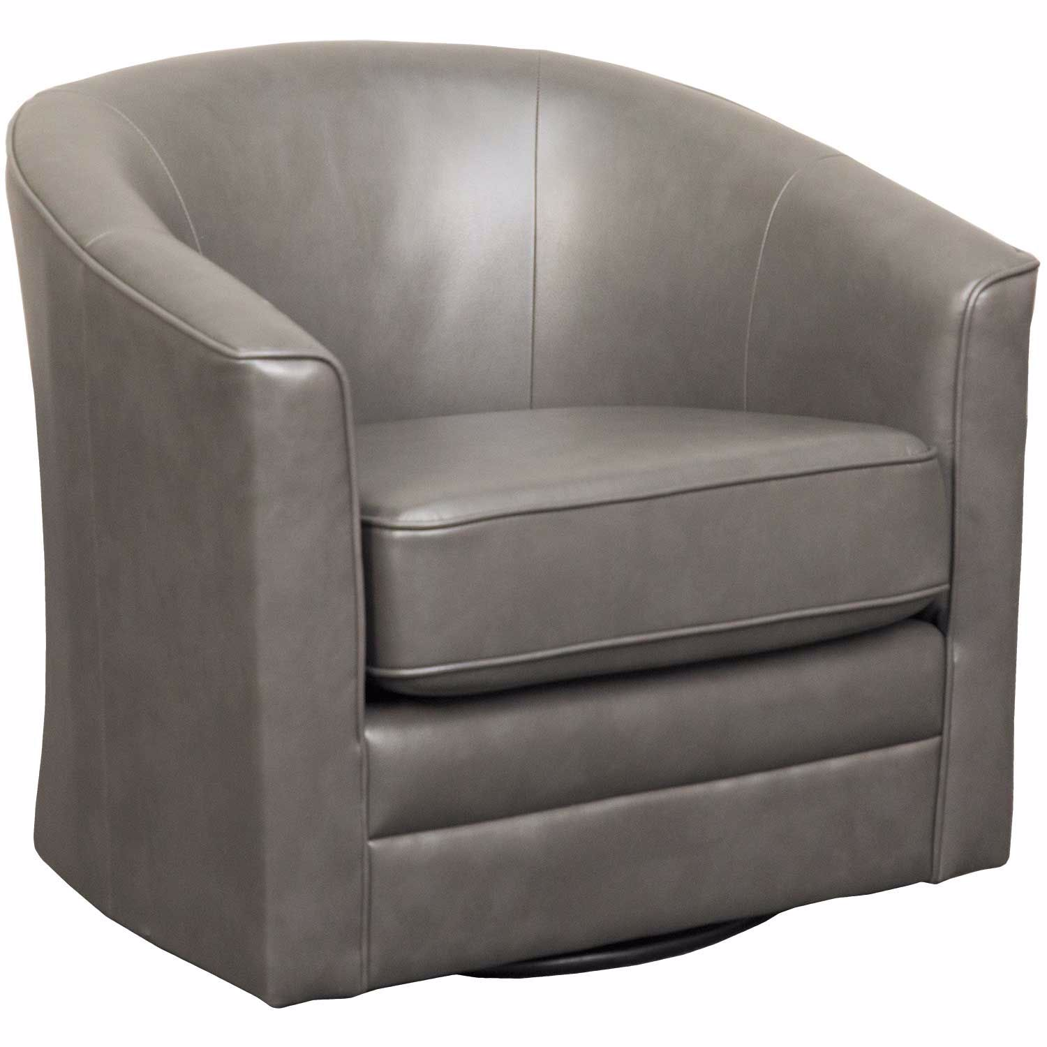 Picture of Grayson Gray Swivel Chair