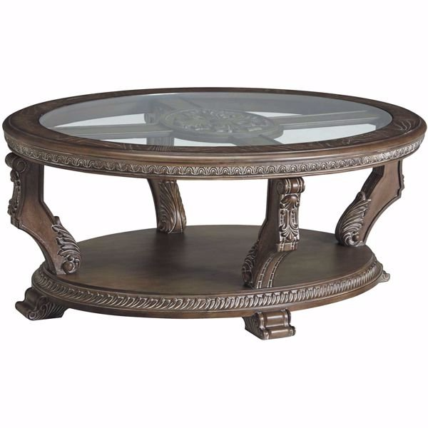 Picture of Charmond Oval Cocktail Table