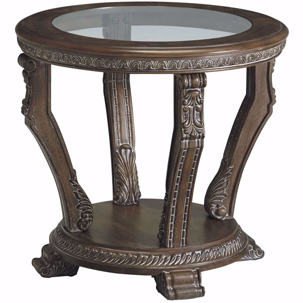 Picture of Charmond Round End Table