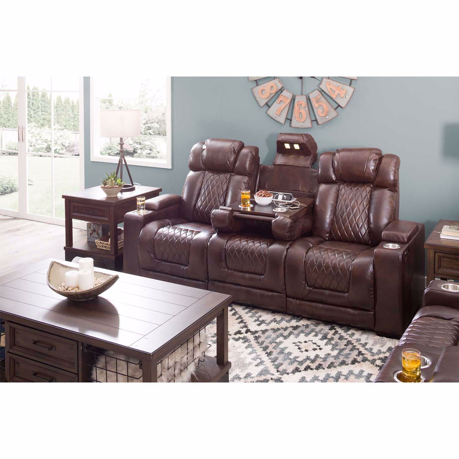 Picture of Maxwell Power Reclining Sofa with DDT