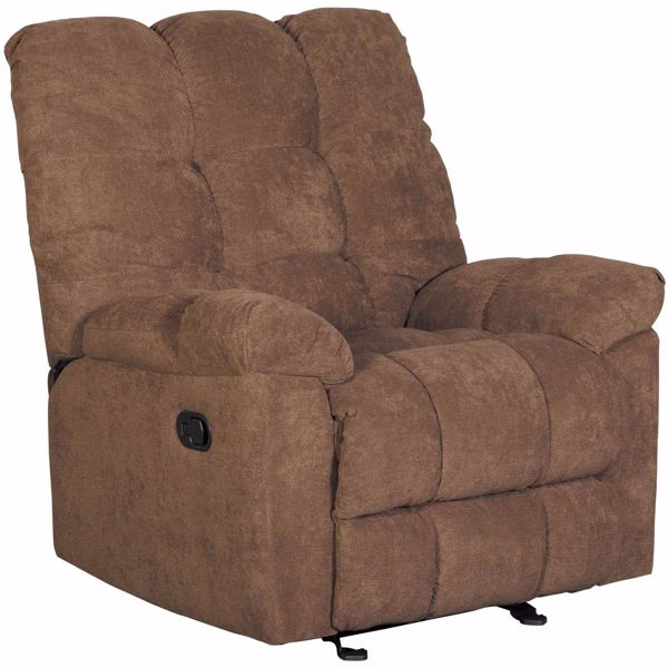 Picture of Ronan Brown Glider Recliner