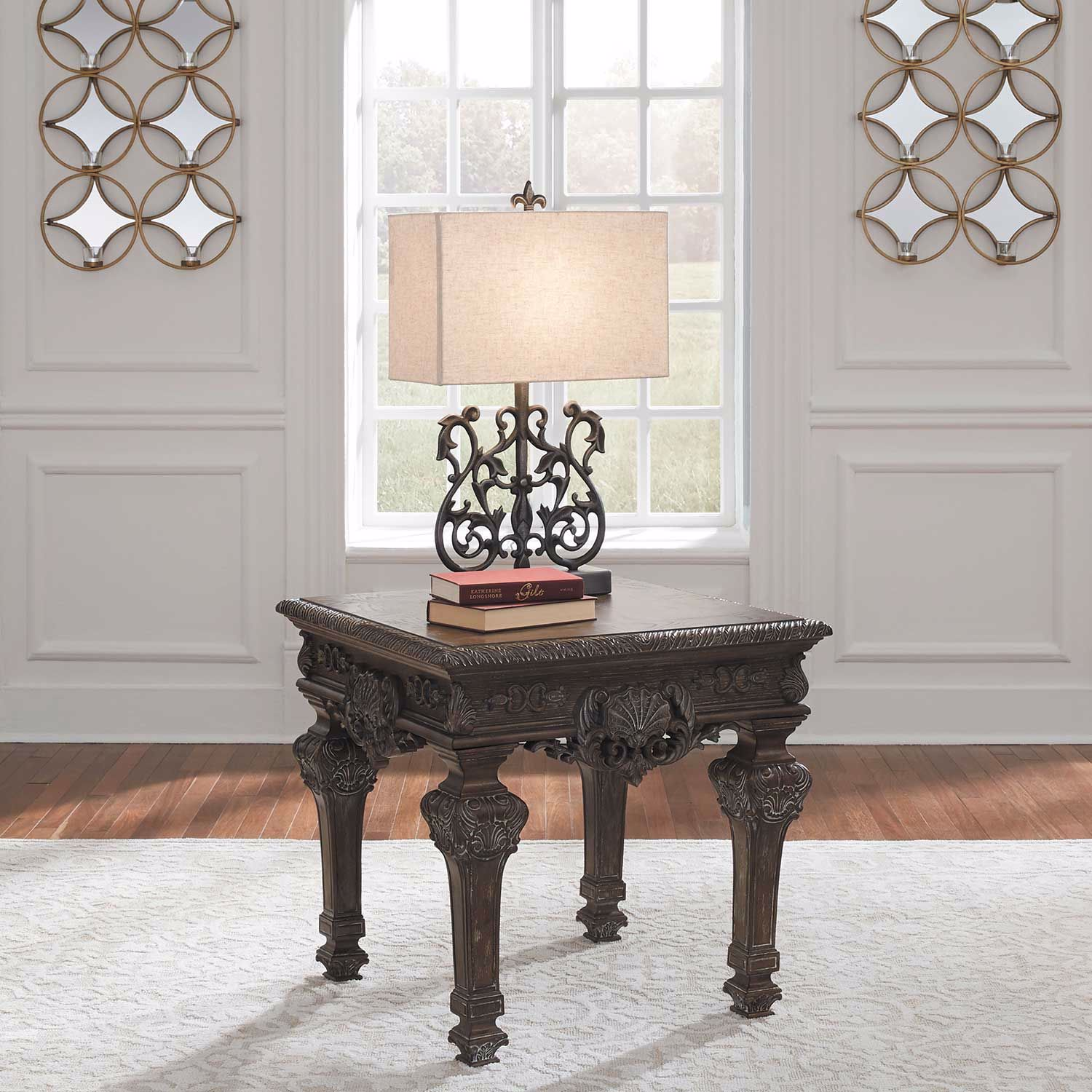 Picture of Charmond End Table