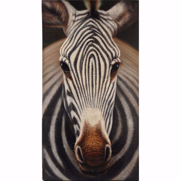 Picture of Zebra Print Wall Decor