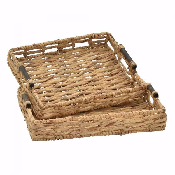 Picture of Set 2 Water Hyacinth Trays