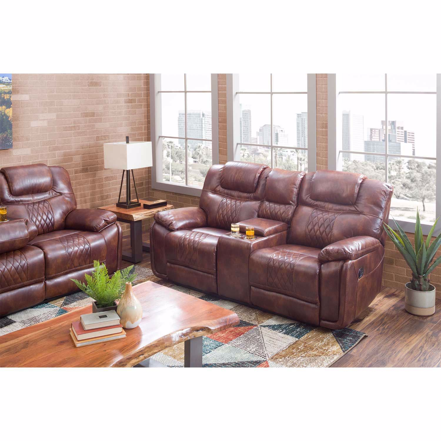 Picture of Astro Reclining Sofa with DDT