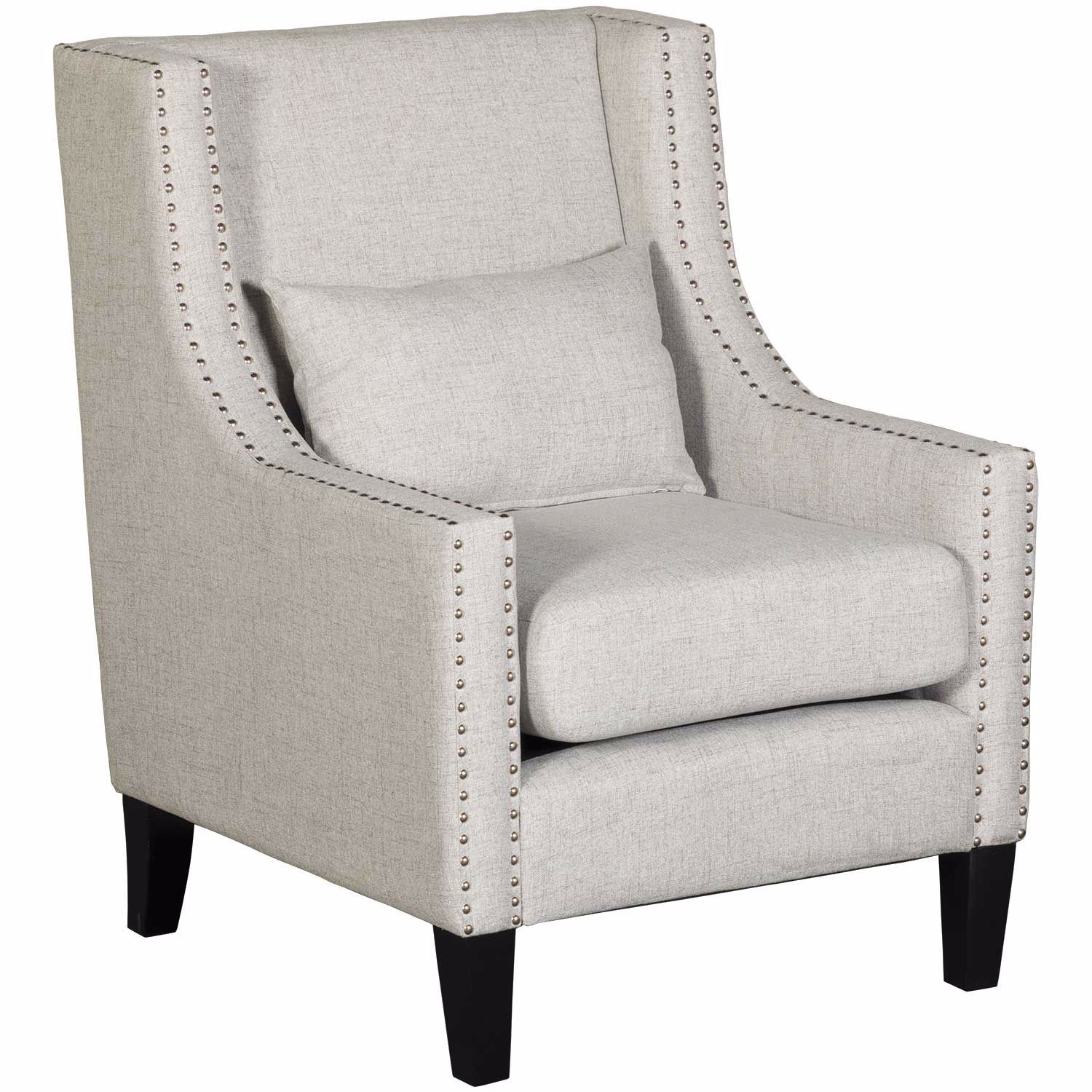Picture of Whittier Gray Accent Chair