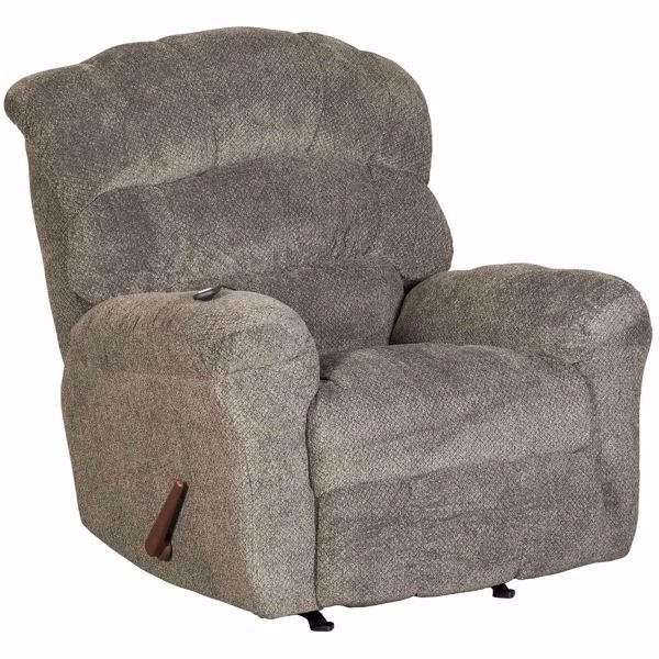Picture of Allegro Pewter Rocker Recliner