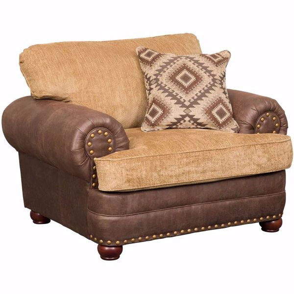 Picture of Lattimer 2 Tone Chair
