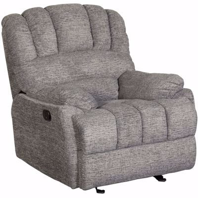 Picture of Morris Grey Glider Recliner